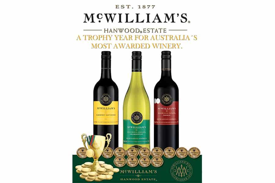 Weinkellerei Meraner Australien Wein Hanwood Estate