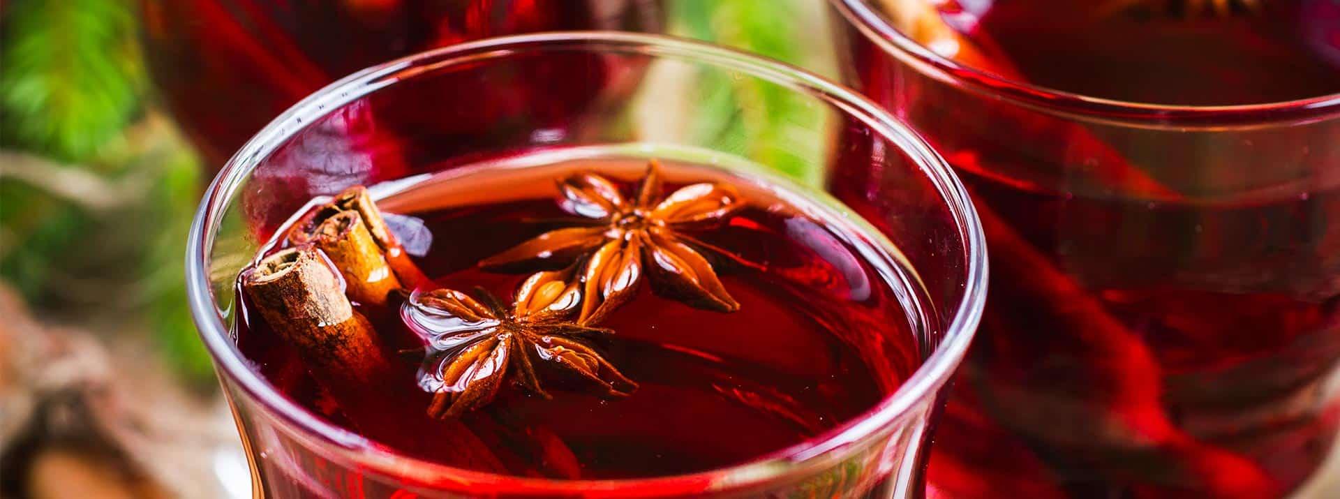 Heisse Getränke und Glühwein - Weinkellerei Meraner