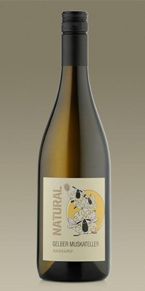 Weinkellerei Meraner Harkamp Natural Gelber Muskateller
