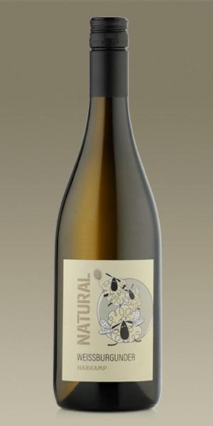 Weinkellerei Meraner Harkamp Natural Weissburgunder