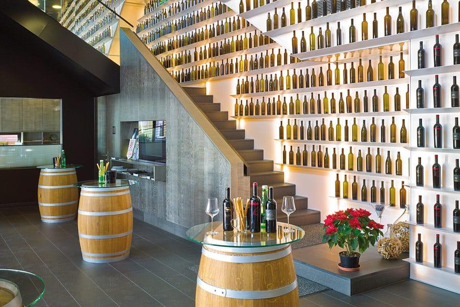 Weinkellerei Meraner Weingut Scheiblhofer