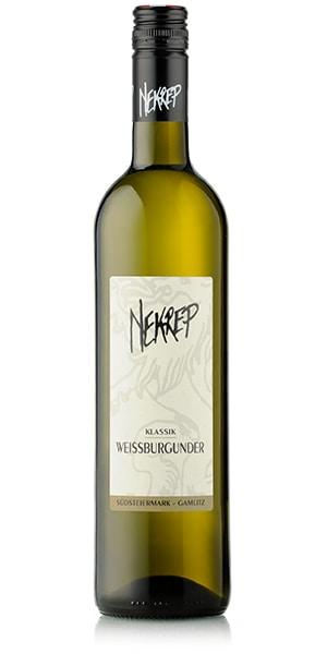 Weinkellerei Meraner Nekrep Weissburgunder