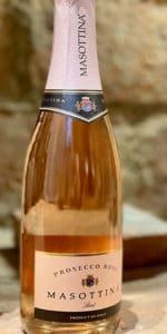 Weinkellerei Meraner Prosecco Rose Mosottina
